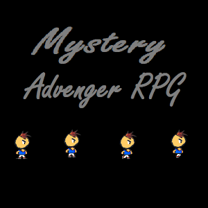 Mystery Advenger RPG Game for PC and MAC