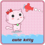 CUTE KITTY CLAUNCHER THEME 4.8.6 Apk