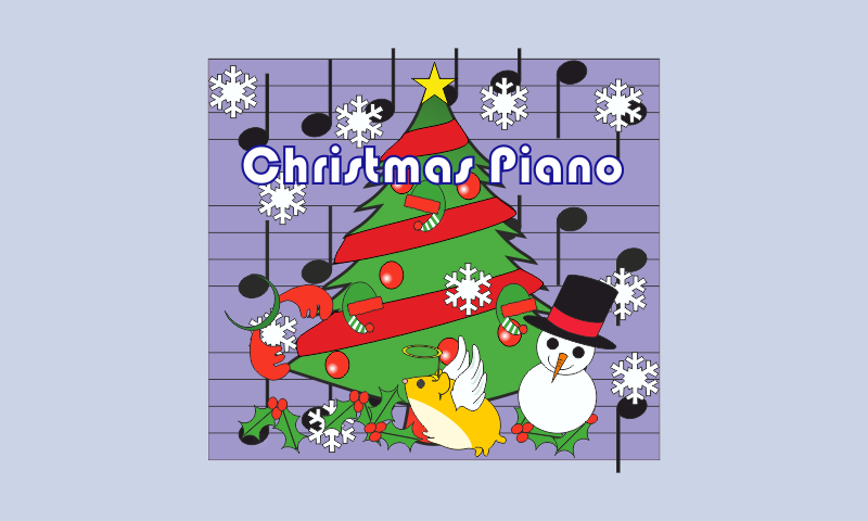 Kids' Christmas Piano Free - screenshot