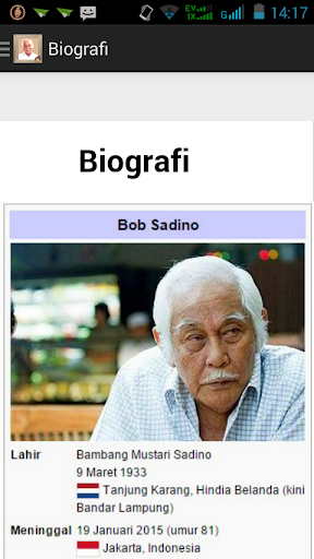 Mengenal Bob Sadino