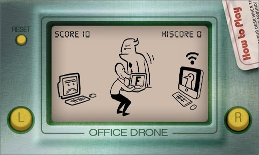Office Drone- screenshot thumbnail