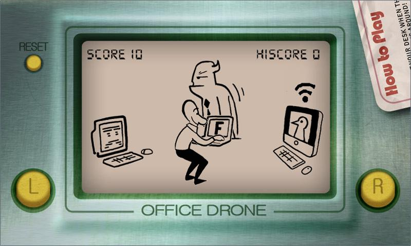 Office Drone- screenshot