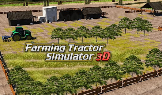 Farming Tractor Simulator 3D Screenshot