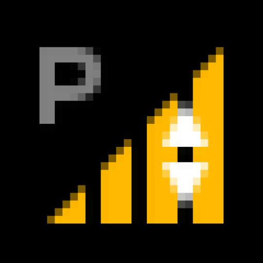 PHSデータ通信トグル 個人化 App LOGO-APP試玩