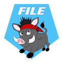 FileHog: Large File Manager icon