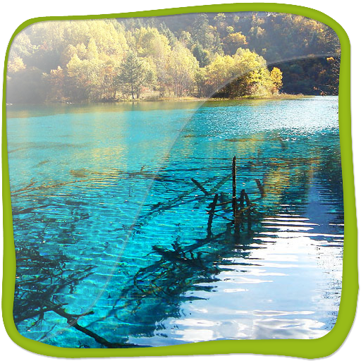 3D JiuZhaiGou Valley