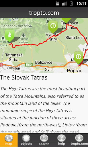 The Slovak Tatras