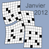 Crosswords 01 - January 2012