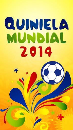 MegaQuiniela Mundial 2014
