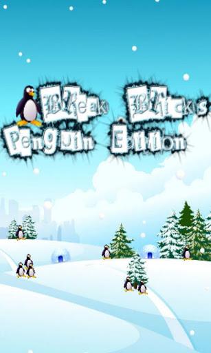 Penguin Bricks Break