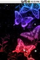 Screenshot of Luminous textile LW01