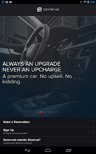 Silvercar - screenshot thumbnail