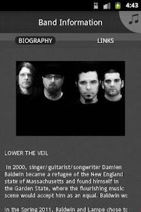 Lower the Veil - screenshot thumbnail