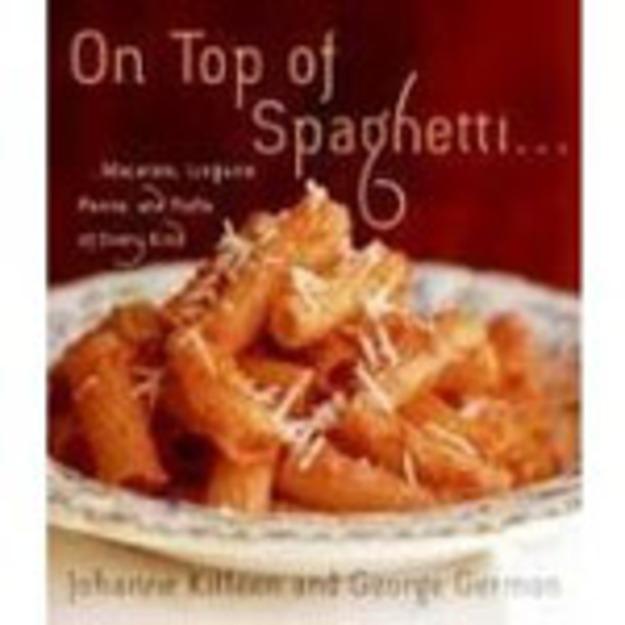 Linguine with Gorgonzola and Fresh Spinach Recipe