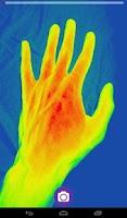 Screenshot of Thermal Camera HD Effect