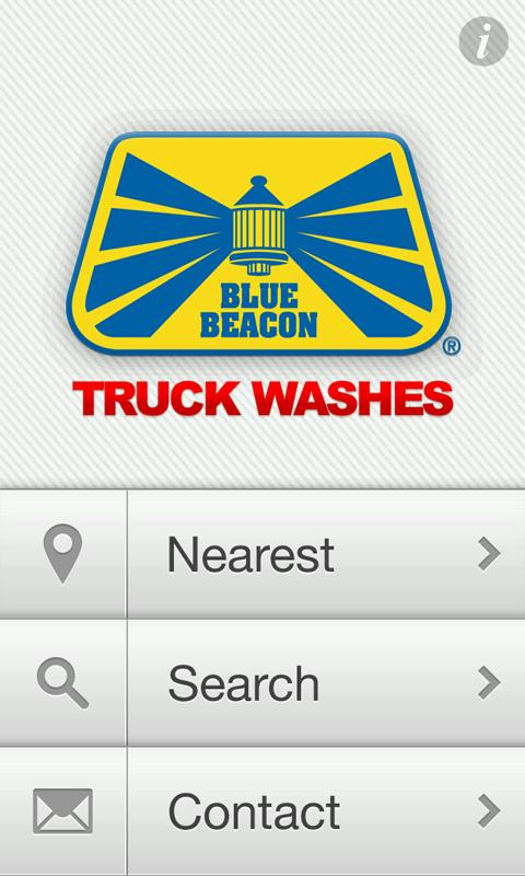 Blue Beacon Truck Washes - screenshot
