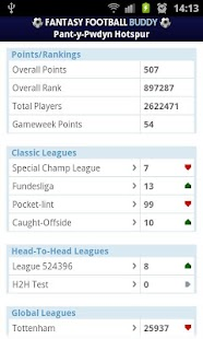 Fantasy Football Buddy Pro - screenshot thumbnail