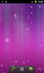 Stars Pro Live Wallpaper Screenshot 5
