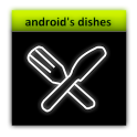 android's dishes - cookbook icon