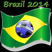 Brazil 2014 Scoreboard