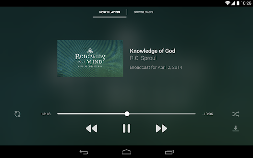 Ligonier Ministries - screenshot thumbnail