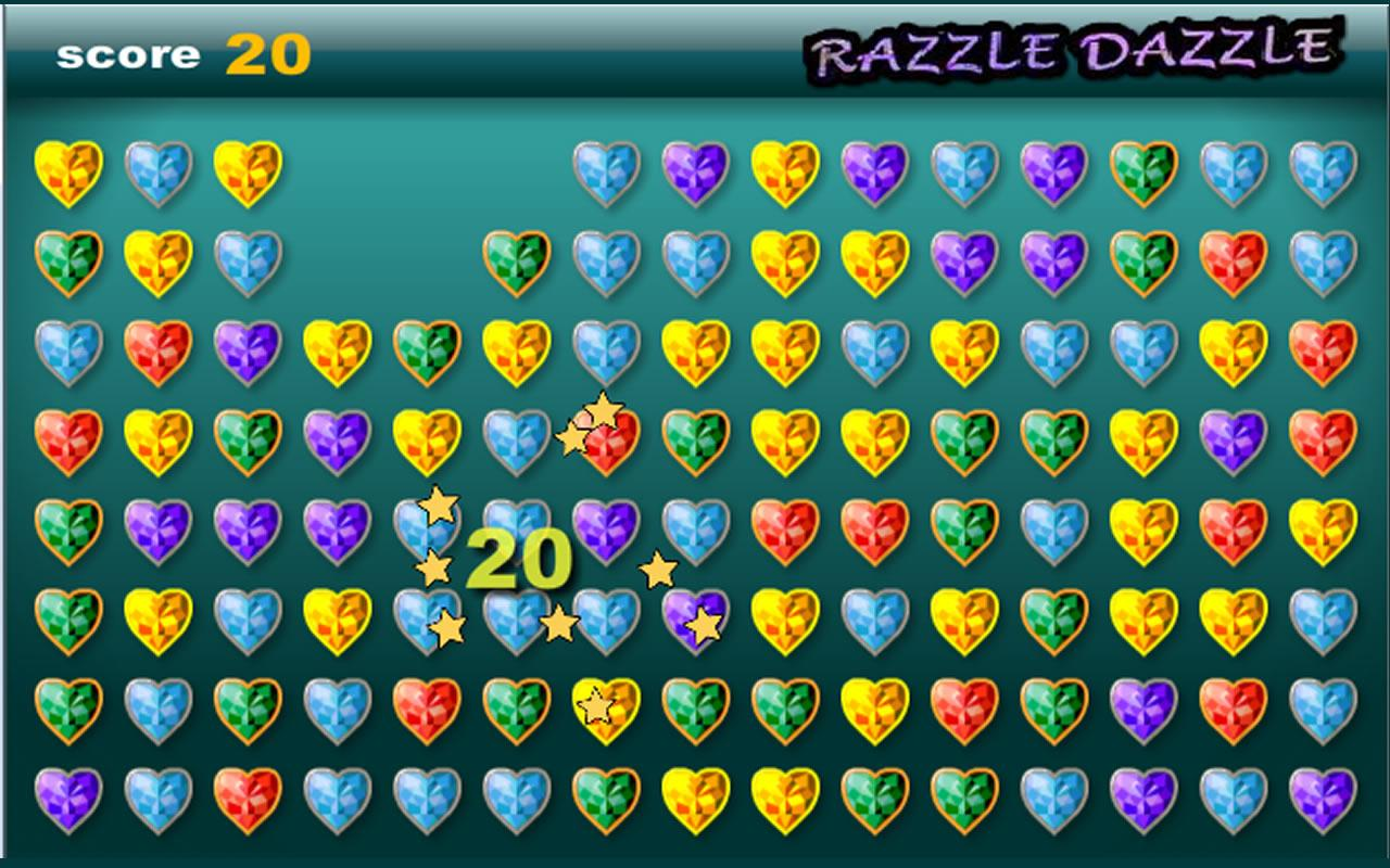 Razzle Dazzle Jewels - screenshot