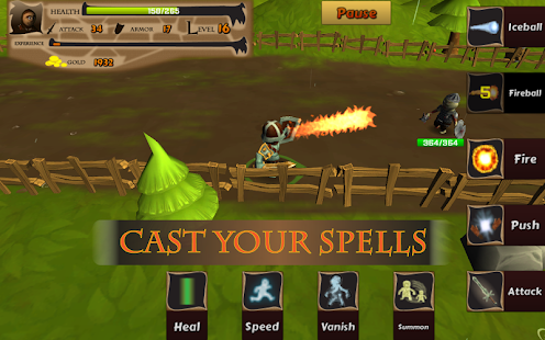 Mage Quest- screenshot thumbnail