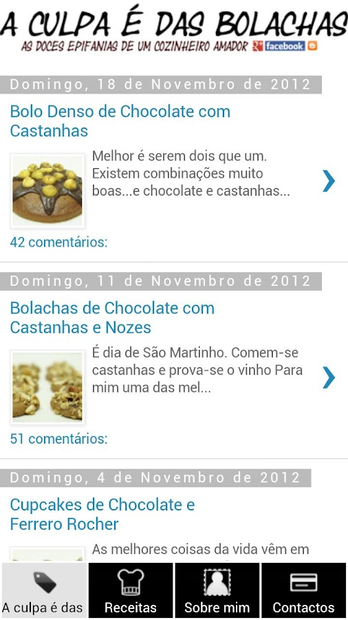 A Culpa é das Bolachas! - screenshot
