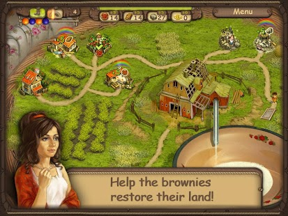 Brownies- screenshot