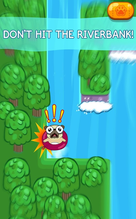 Pug Rapids- screenshot