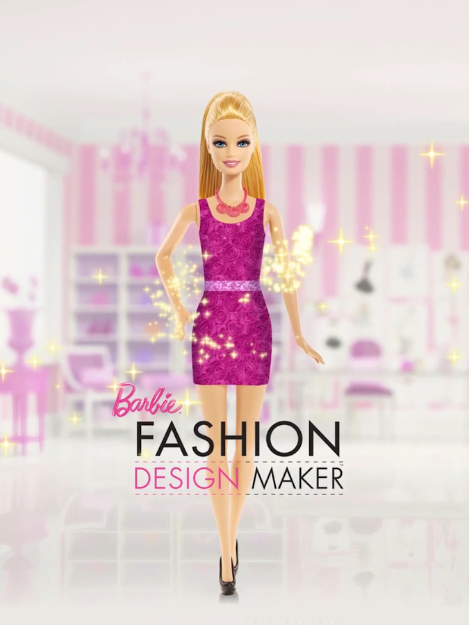 Play Barbie Fashionista Barbie Fashion Design Maker