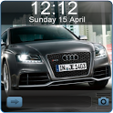 Audi Go Locker EX Theme icon