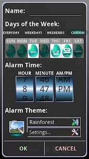 touchAlarm: Fun Alarm Clock- screenshot thumbnail