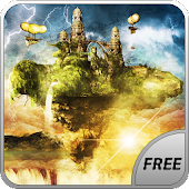 Fly Island Free 3D LWP