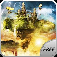 FlyIsland Free 3D LWP