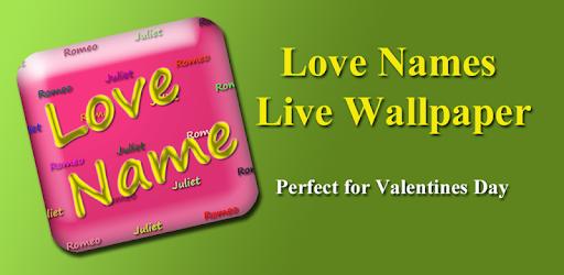 Love Names Live Wallpaper
