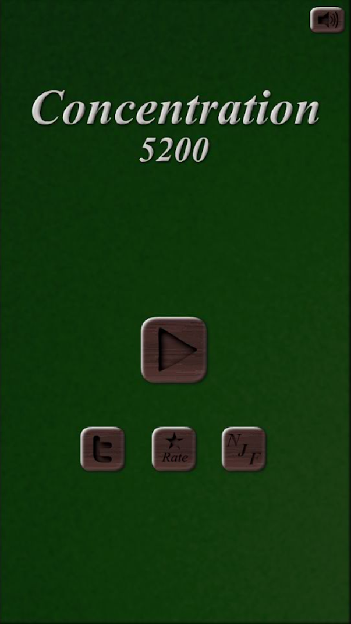 Concentration 5200- screenshot