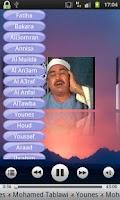 Screenshot of Koran Reader