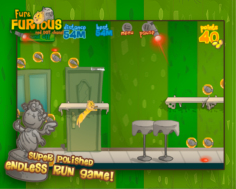 Fur and Furious - screenshot