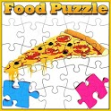 Jigsaw Puzzle Food World icon