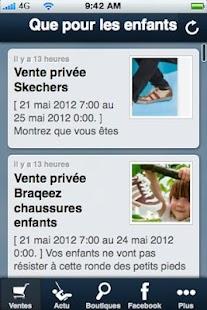 Bons plans pour les enfants- screenshot thumbnail
