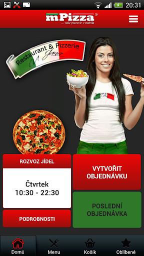 Pizza U Jana