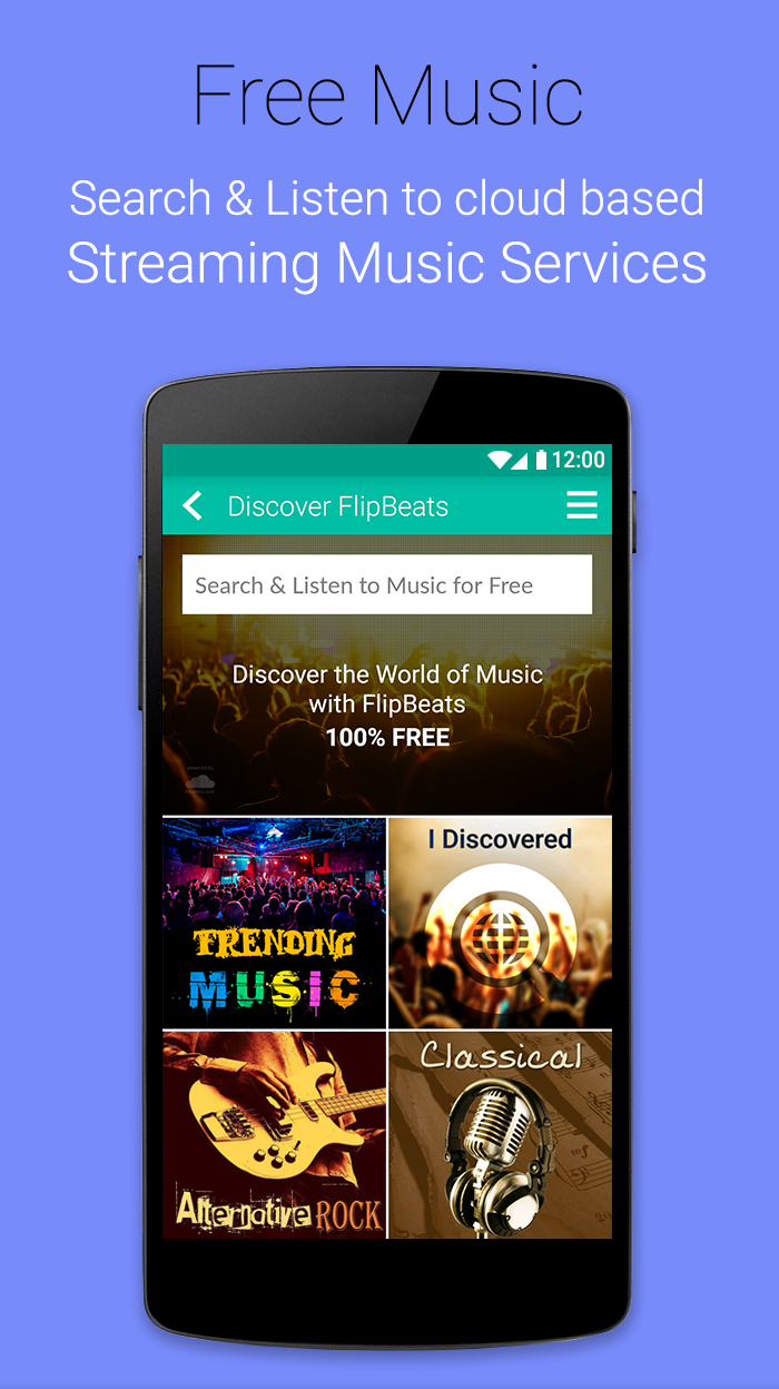 FlipBeats - Best Music Player Screenshot 16