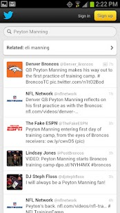 PEYTON MANNING - screenshot thumbnail