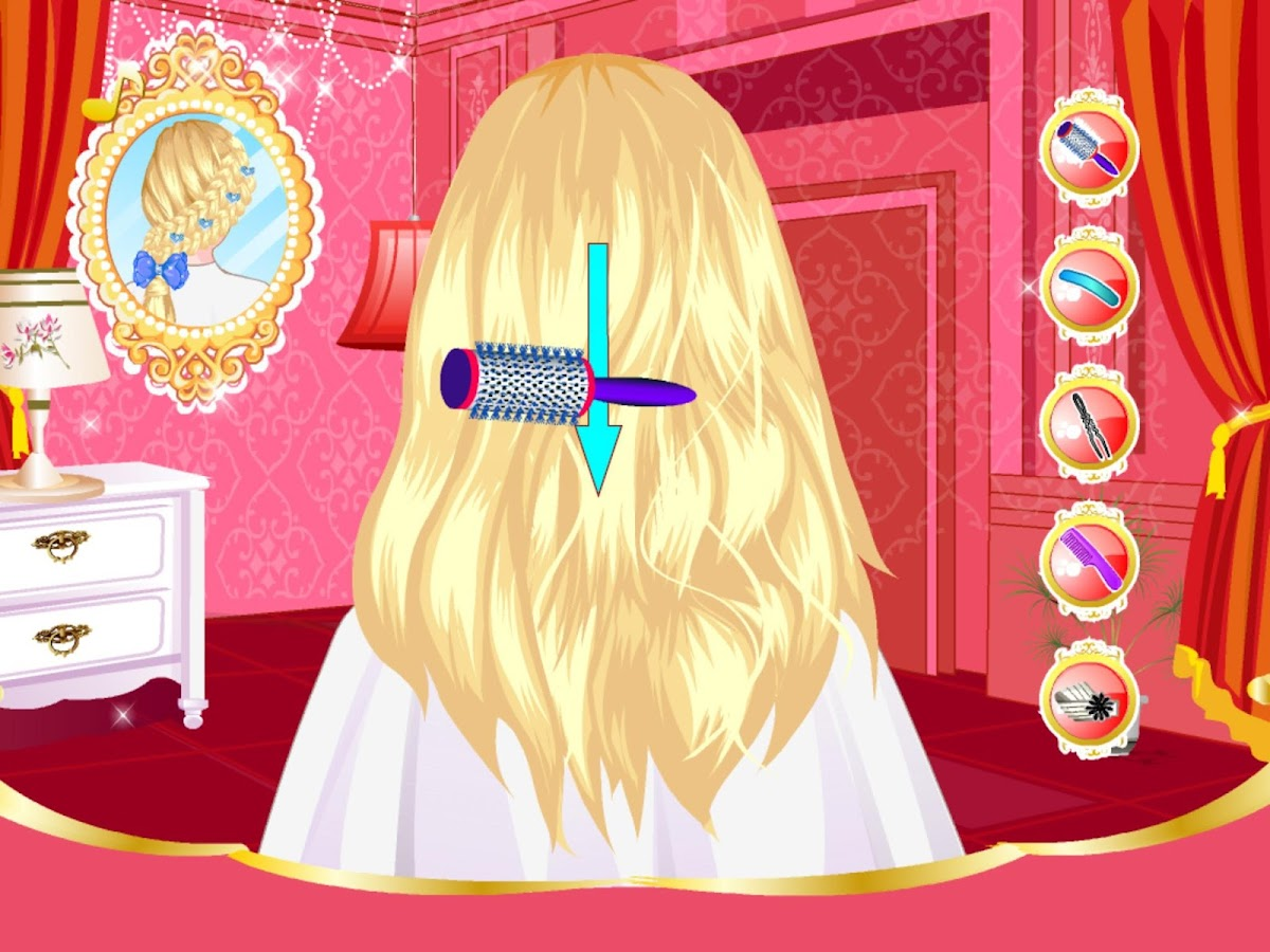perfect braid hairdresser - android apps on google play