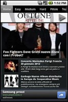 Screenshot of Outune - Musica news e video