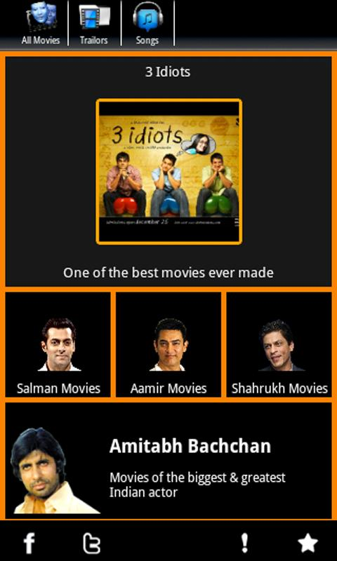 Hindi Films - Movies, Trailers - screenshot