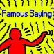 Famous Saying Pro