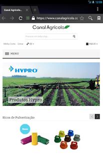 Canal Agrícola - Pulverização - screenshot thumbnail