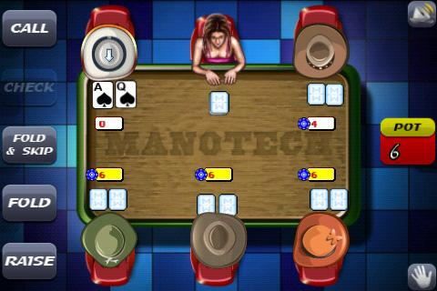 Ultimate Poker - screenshot